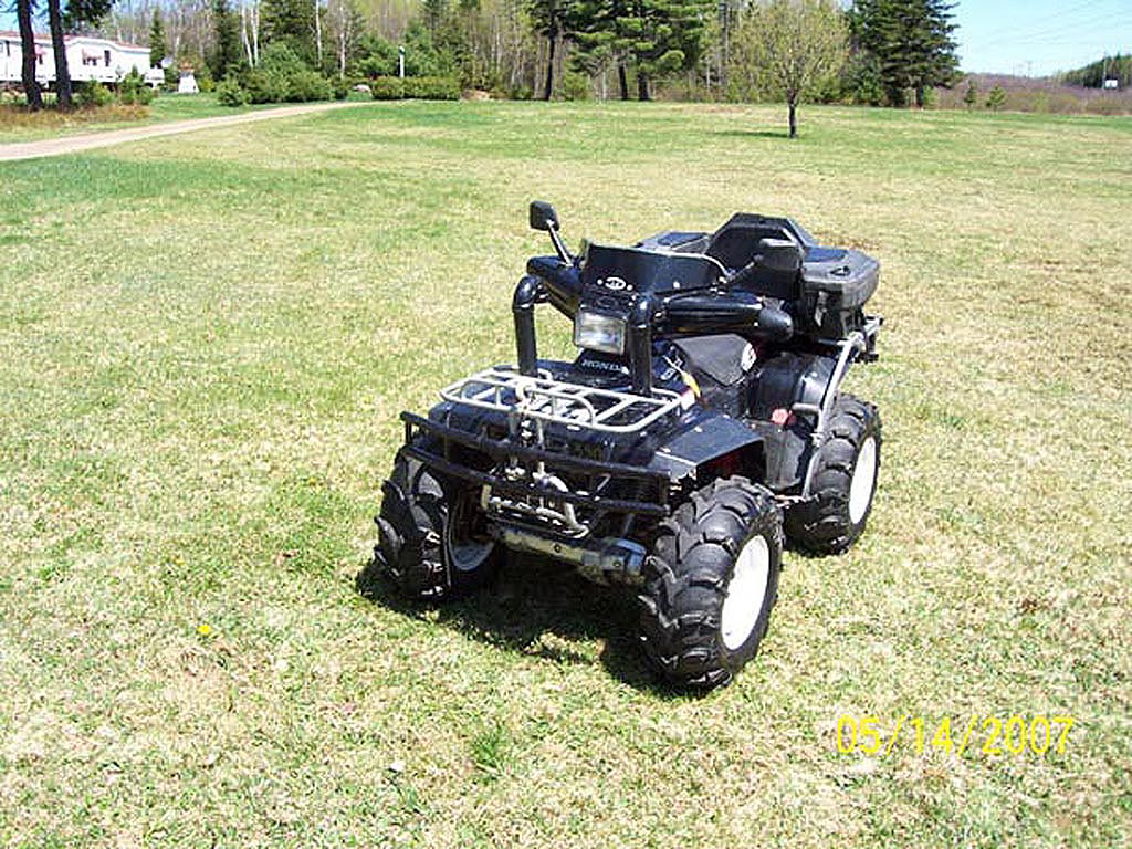 Show Your Homemade Snorkel - Page 2 - Honda Foreman Forums : Rubicon, Rincon, Rancher and Recon ...