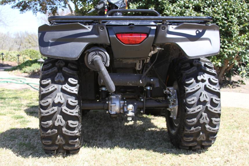 I Need Tire Advice Page 2 Honda Foreman Forums