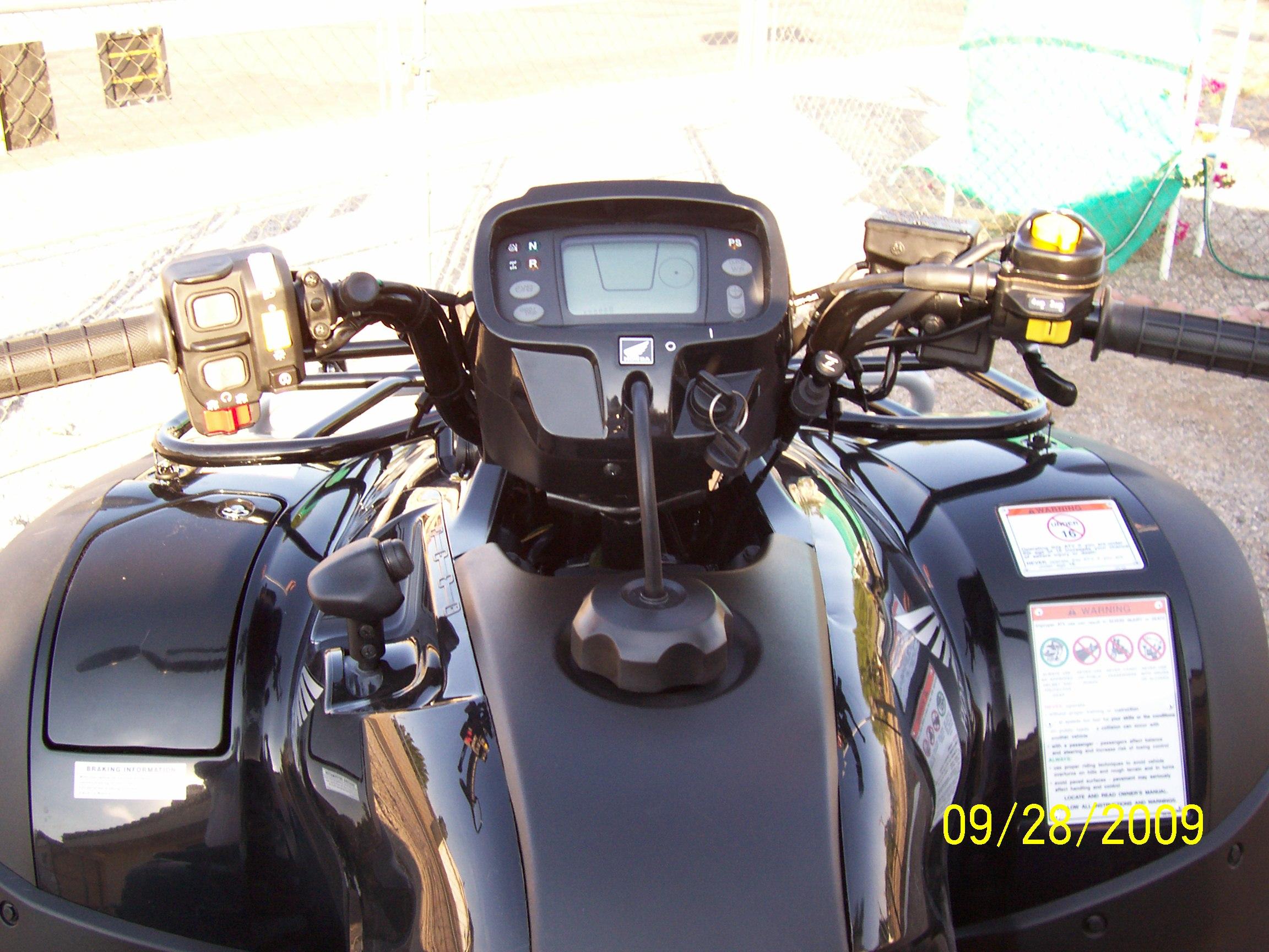Gas Around Me >> 2009 rubicon - Honda Foreman Forums : Rubicon, Rincon ...