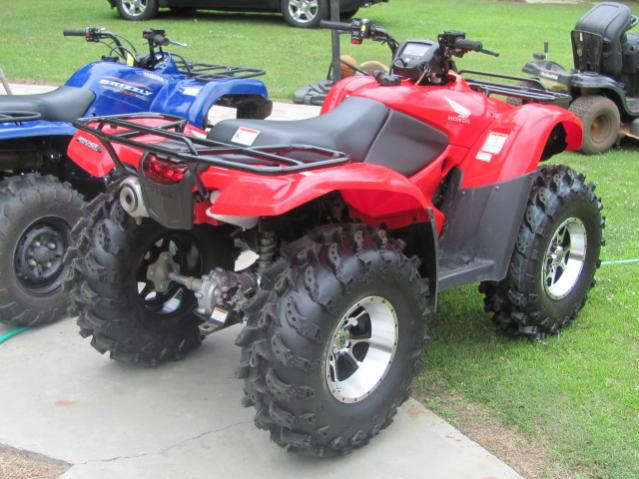 "Honda Beat Tires >> 27"" Swamplites/ ITP SS108= ""SWEET"" - Honda Foreman Forums : Rubicon, Rincon, Rancher and Recon Forum"