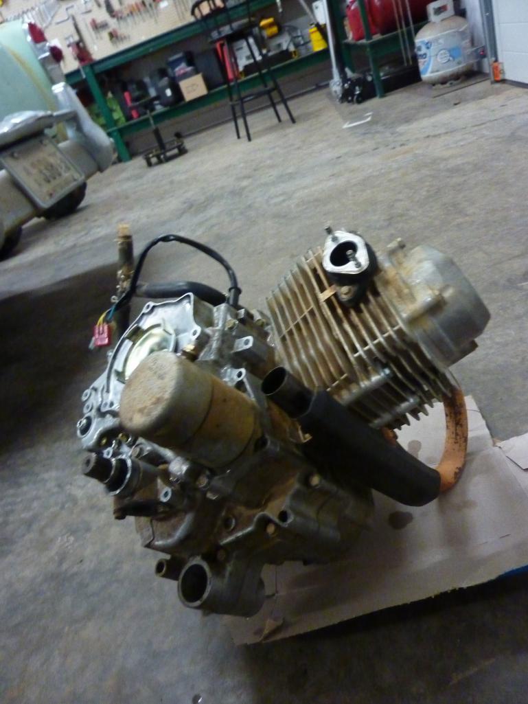 98 Honda Recon 250 S Project 2 Honda Foreman Forums