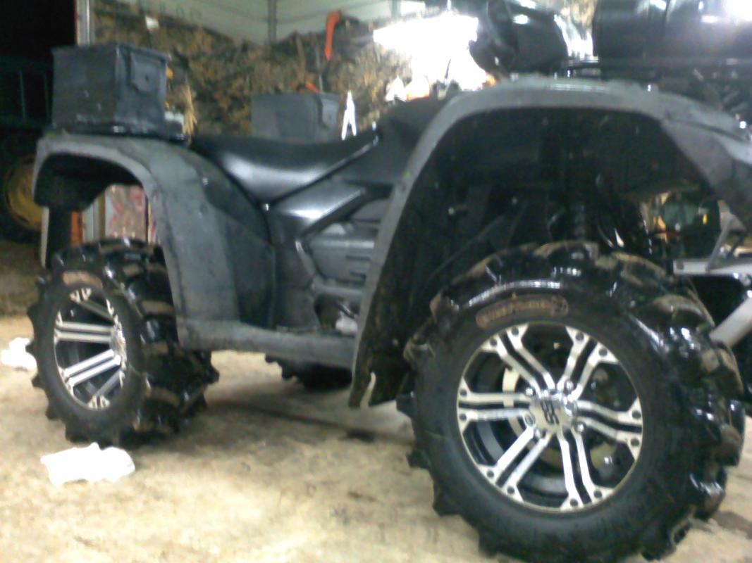 How Much Is A Lift Kit >> Homemade lift kit - Honda Foreman Forums : Rubicon, Rincon, Rancher and Recon Forum