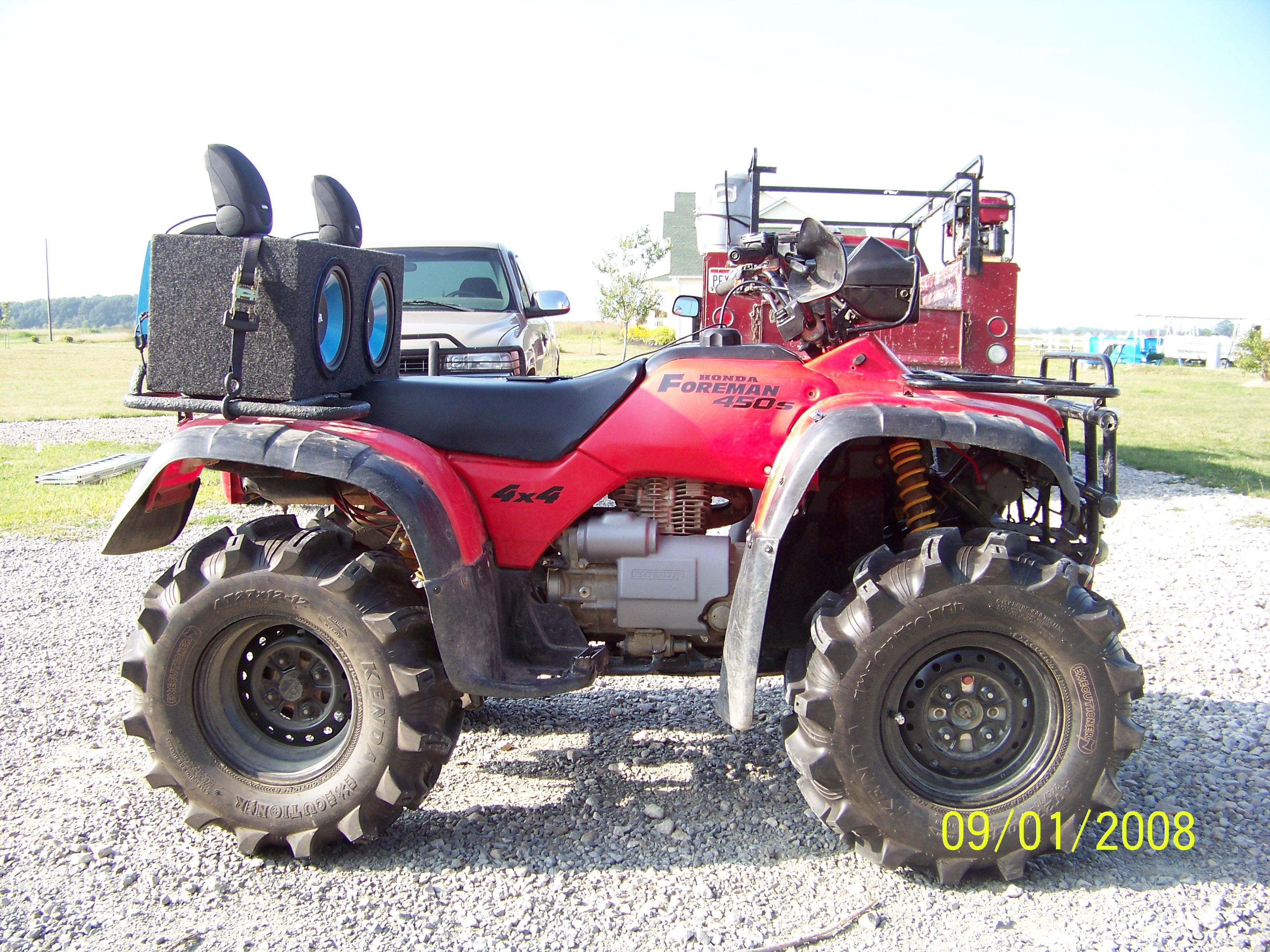Rims And Tires Canada >> Kenda tires - Honda Foreman Forums : Rubicon, Rincon ...