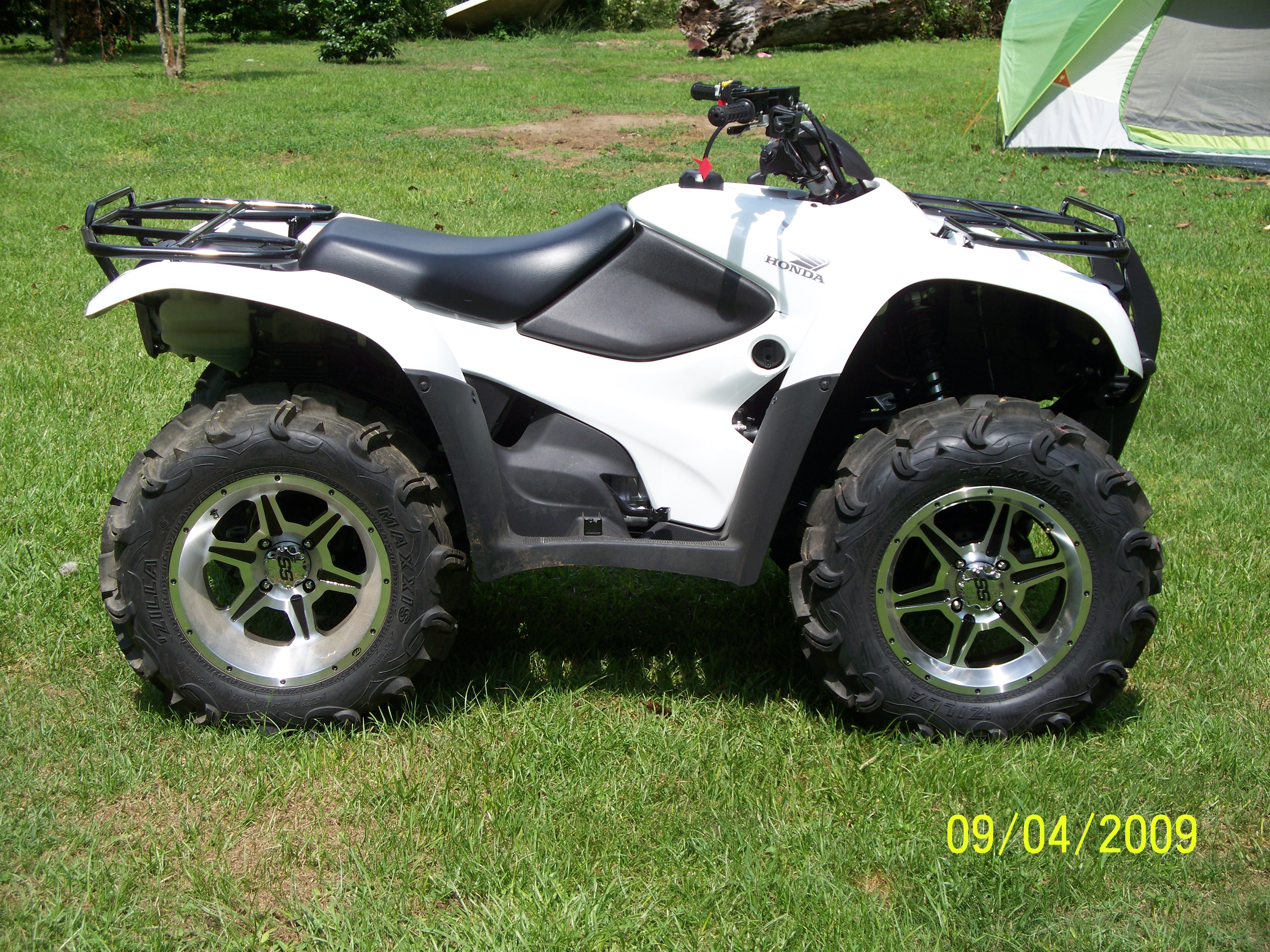 rancher with 26's - Page 2 - Honda Foreman Forums ...