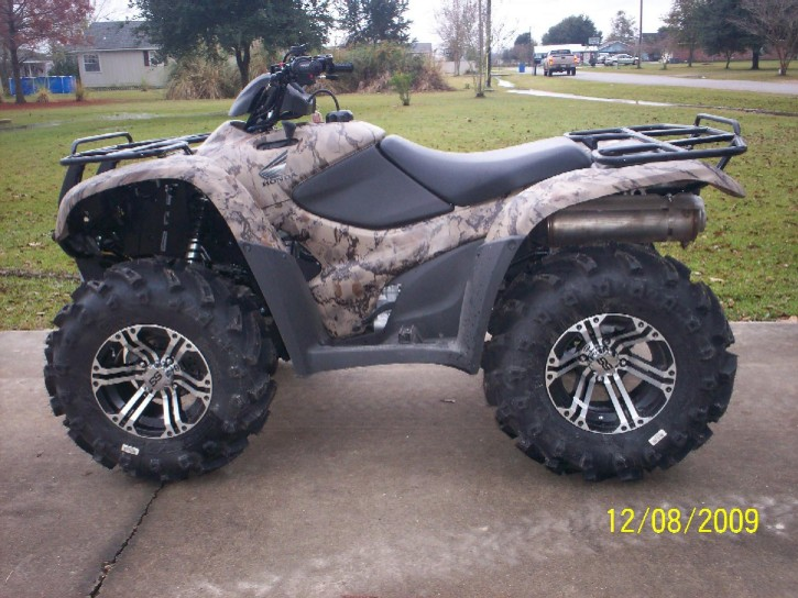 Camo 420 Honda Foreman Forums Rubicon Rincon Rancher