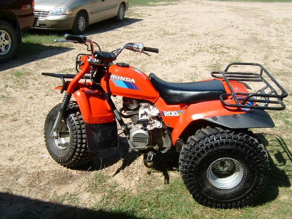 What Was Your First Atv Page 2 Honda Foreman Forums