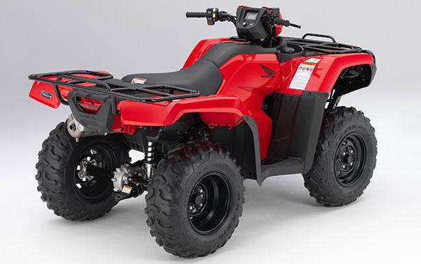 2014 Honda FourTrax Rancher and Foreman Preview  Honda Foreman