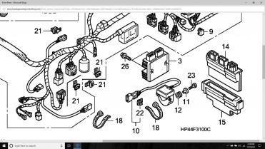 1991 honda accord fuse box 420 rancher blowing 30 amp fuse - honda foreman forums ... #9