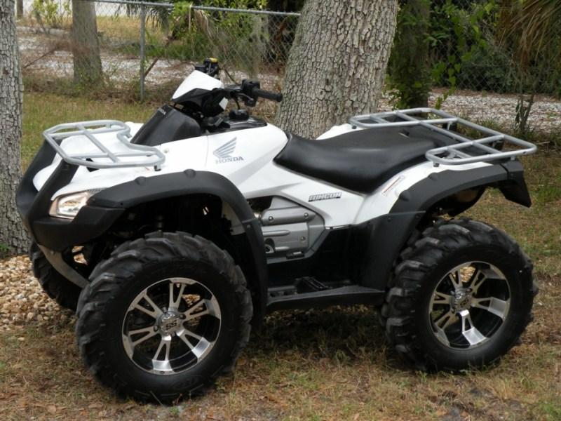 New to me Rinny - Honda Foreman Forums : Rubicon, Rincon, Rancher ...