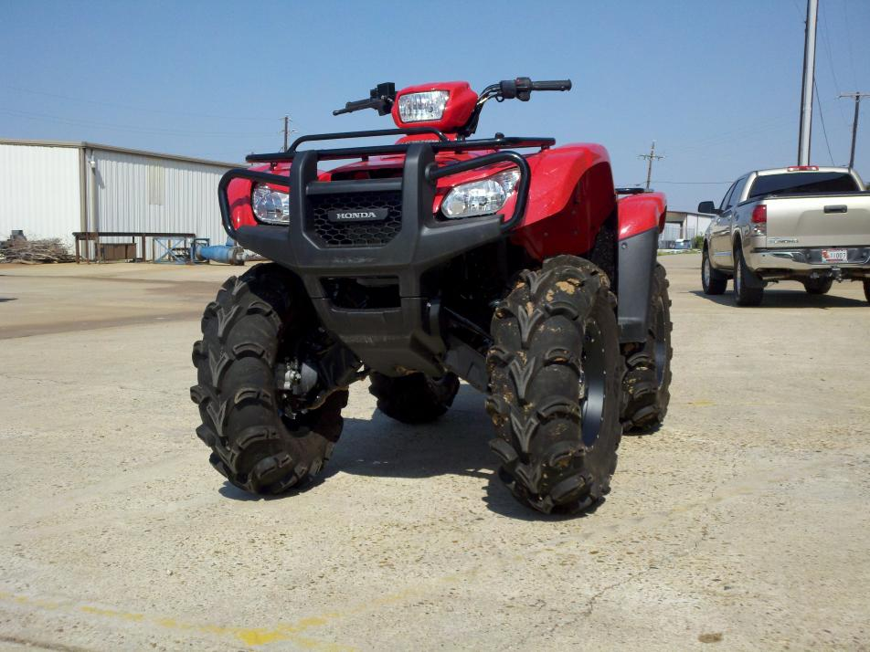 2012 2 5 Quot Lift Kit Honda Foreman Forums Rubicon Rincon Rancher And Recon Forum