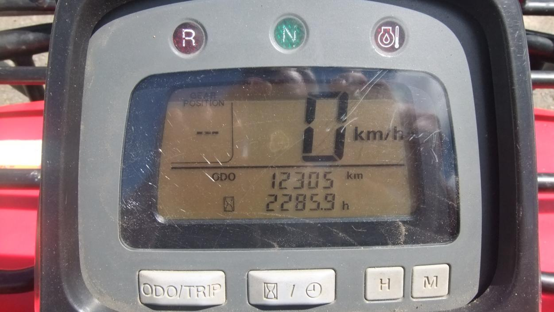 Honda 450 Foreman ES Angle Sensor