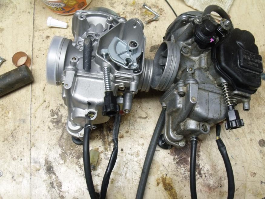 31 Honda Foreman 450 Carburetor Diagram