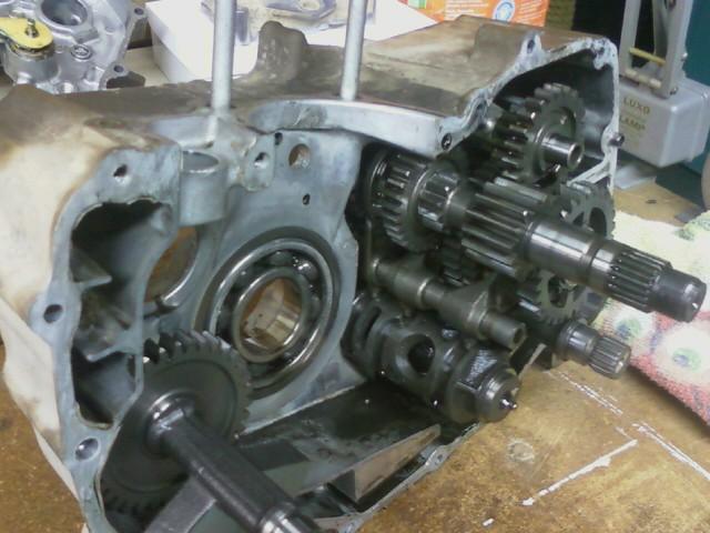 Honda Rancher 420 >> 03 rancher rebuild - Honda Foreman Forums : Rubicon ...