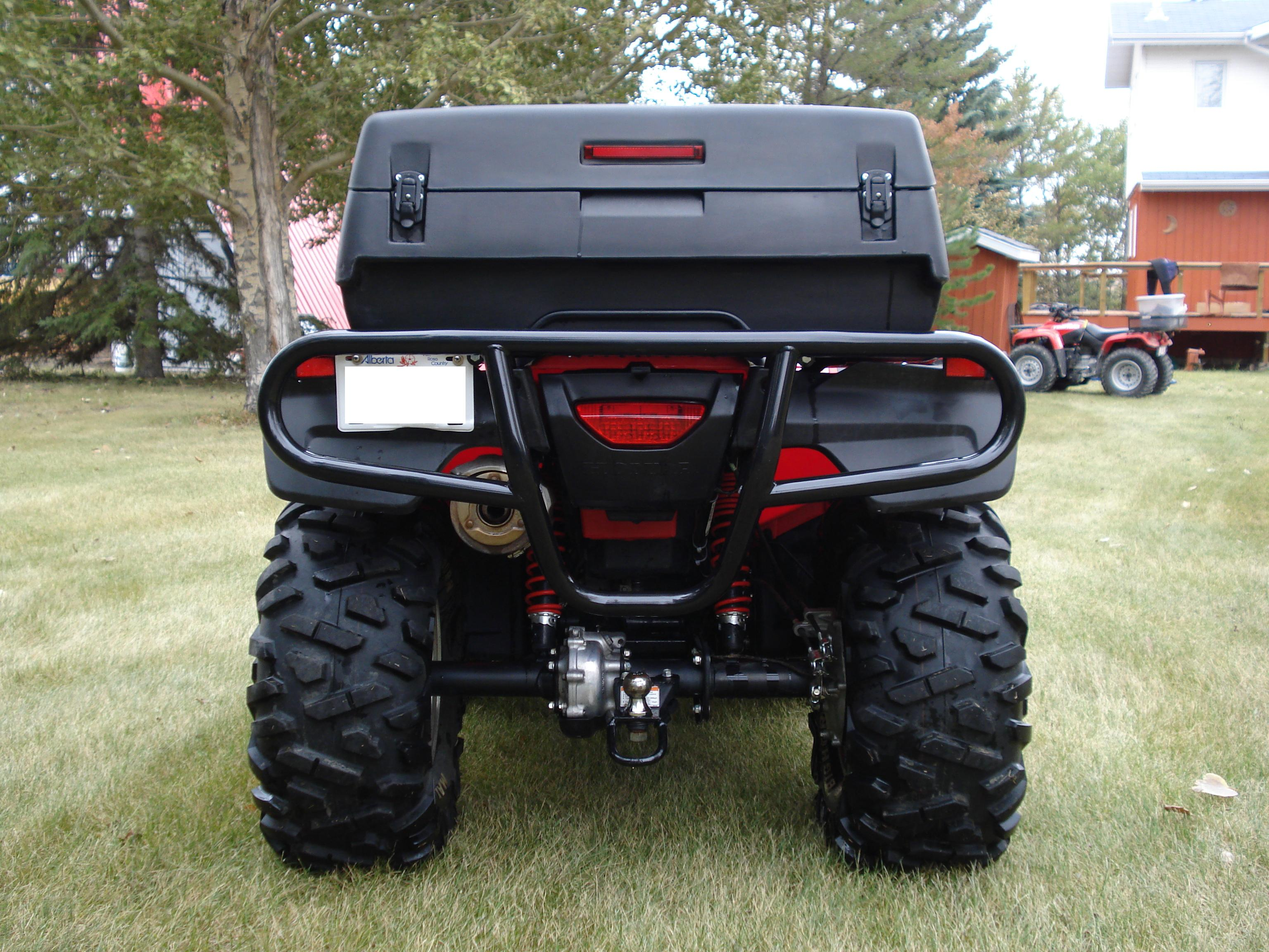 Let see your foreman 500'S - Page 46 - Honda Foreman ...