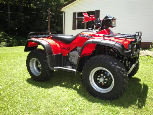 What Is My 2004 450 Es Worth Honda Foreman Forums Rubicon Rincon Rancher And Recon Forum