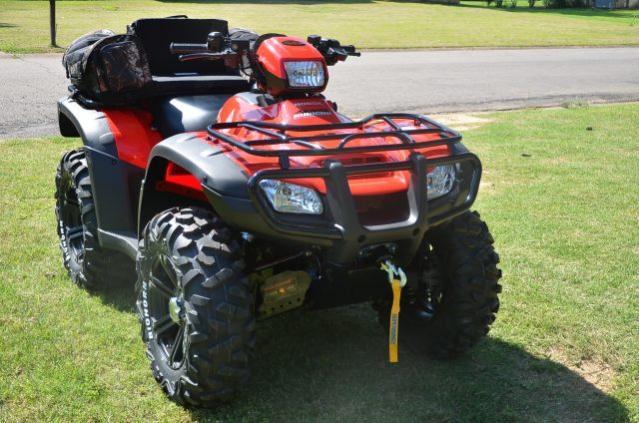 Honda Of Russellville >> Wheel Size? - Honda Foreman Forums : Rubicon, Rincon ...