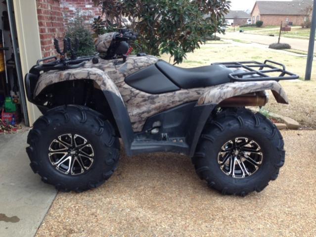 honda used atvs ride foreman dirtbikes