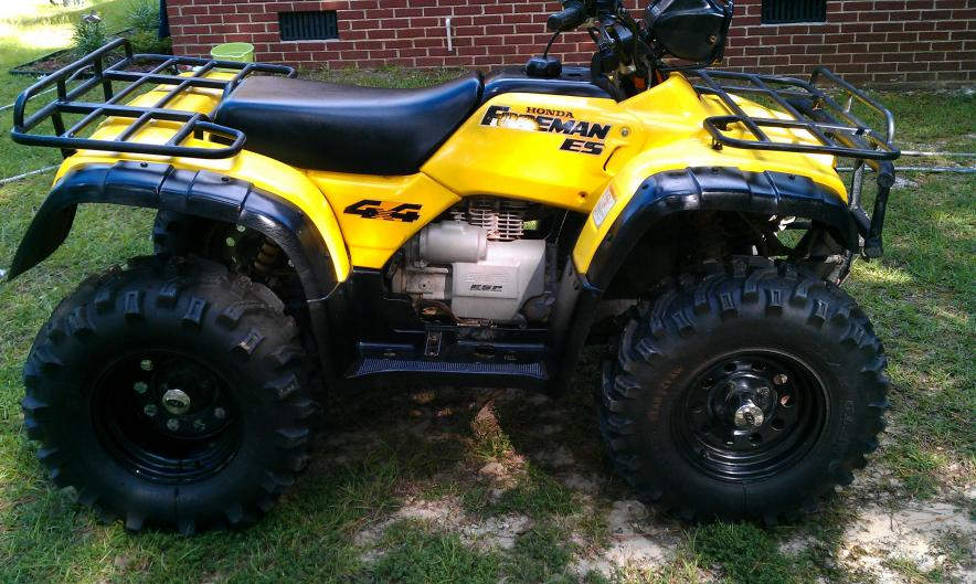 My Foreman 450ES Resurrection - Page 2 - Honda Foreman Forums : Rubicon, Rincon, Rancher and ...