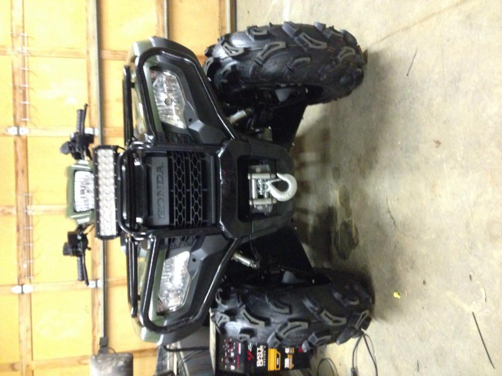 Honda Dealers In Arkansas >> Led light bar - Page 2 - Honda Foreman Forums : Rubicon ...