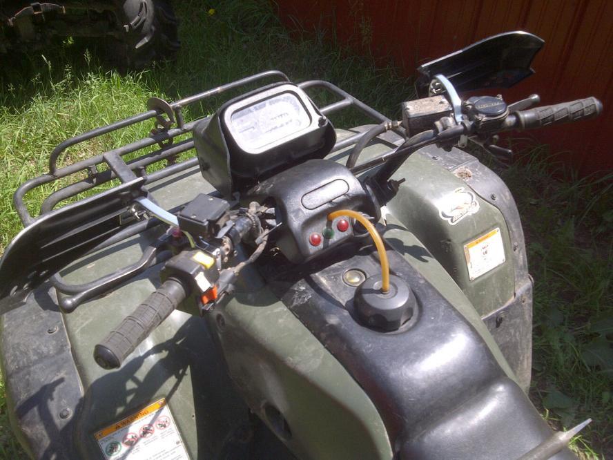 Automotive New 1998-2001 Honda TRX 450 TRX450 Foreman ATV OE ...