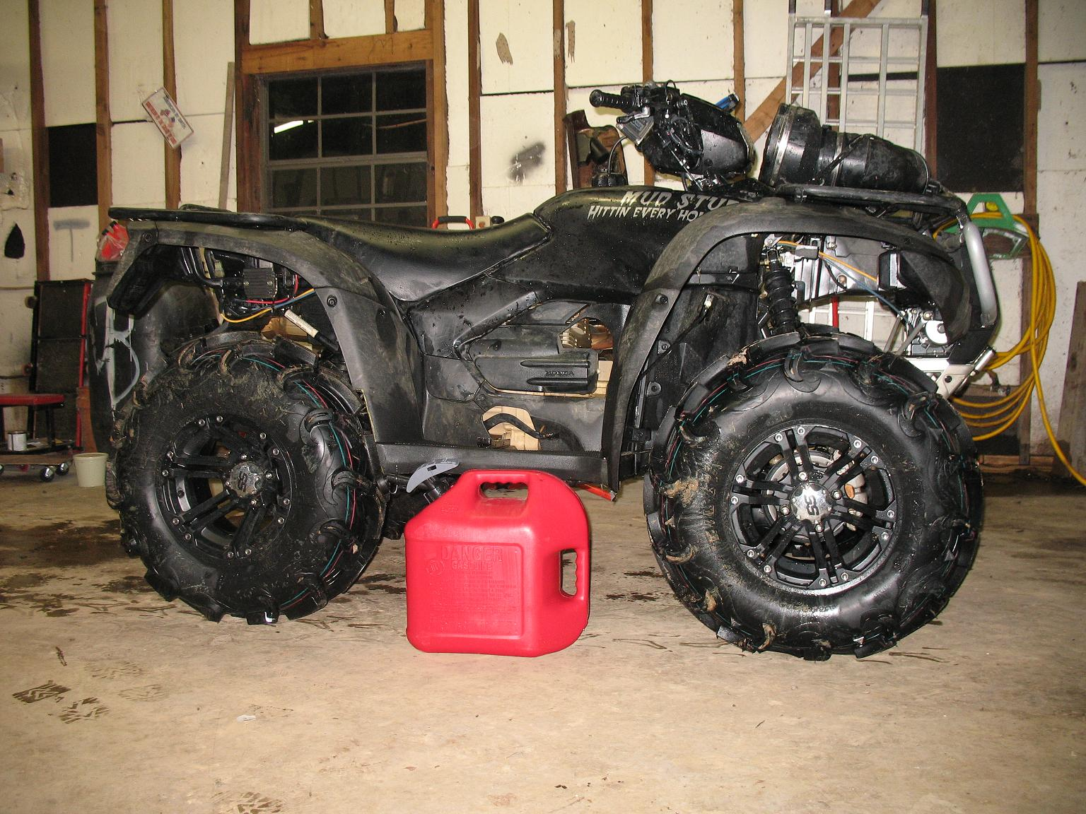 EVERYONE: post your atvs here!! - Page 26 - Honda Foreman ...