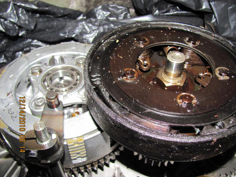 Arctic Cat 400 Clutch Problems - Honda Foreman Forums : Rubicon