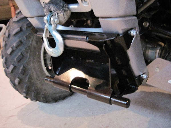 Moose Rm3 Rapid Mount Plow Review Honda Foreman Forums