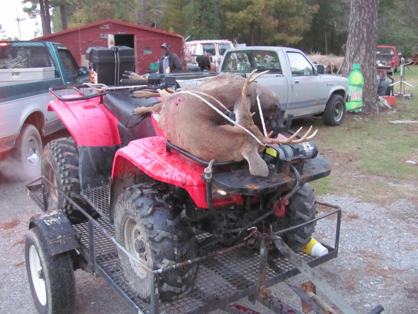 Is A Honda Recon Good For Hunting Honda Foreman Forums