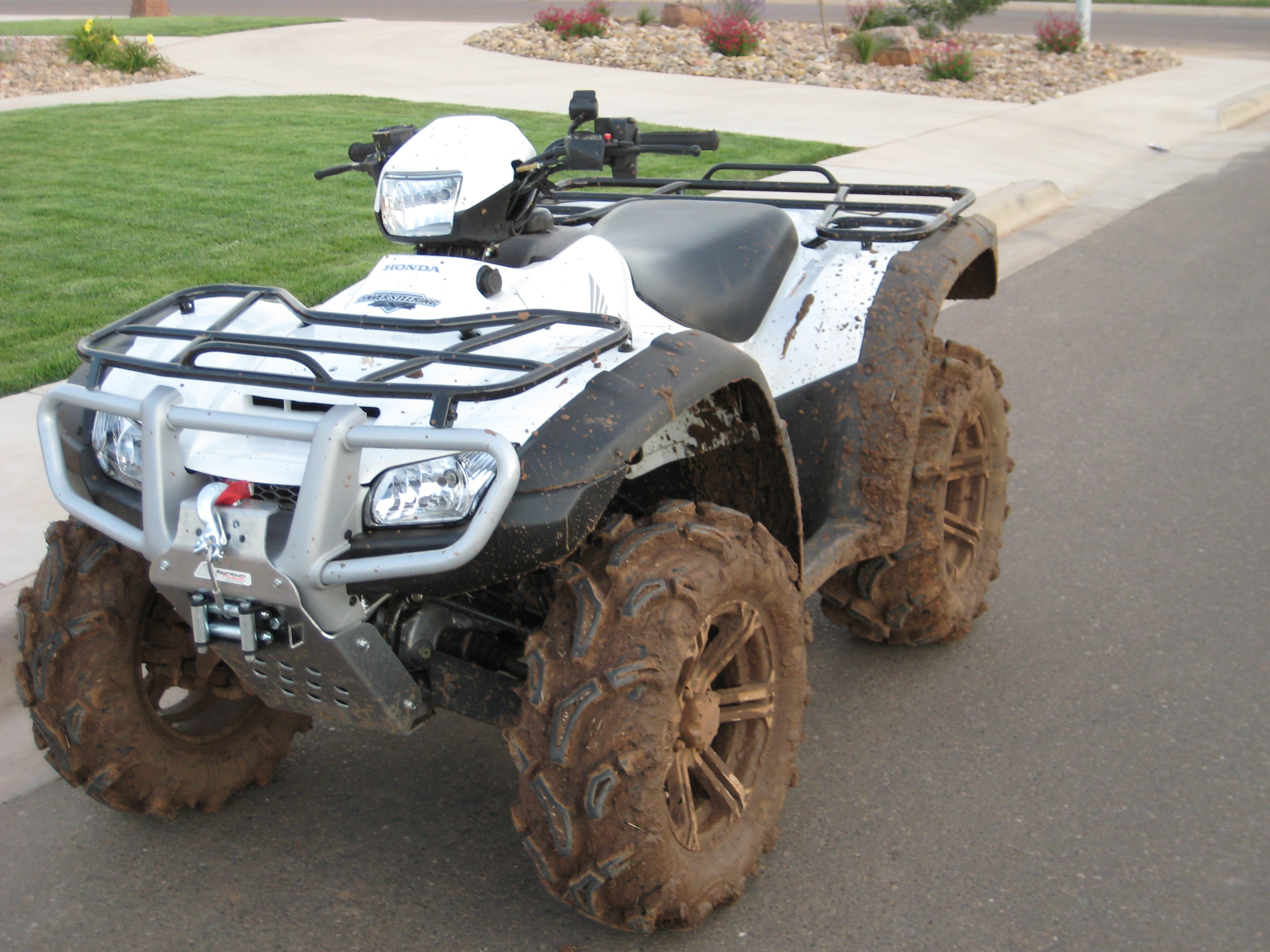 Let see your foreman 500'S - Page 45 - Honda Foreman Forums ...