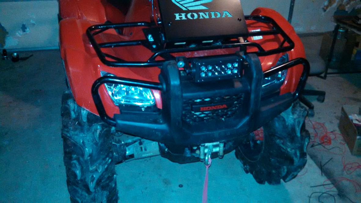Attachments - Honda Foreman Forums : Rubicon, Rincon, Rancher and ...