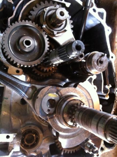 Oil cooler flushing/ splitting cases and cleaning - Page 5 ...