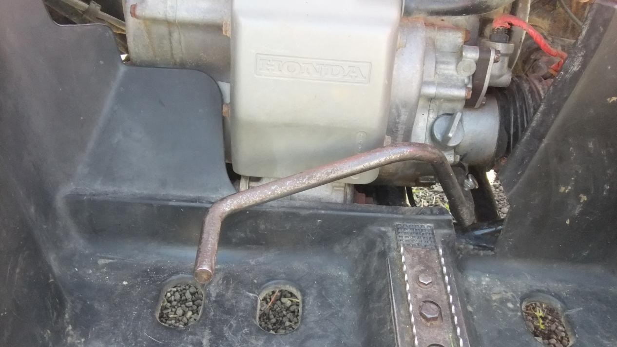My New Old 98 Foreman 450 Honda Foreman Forums