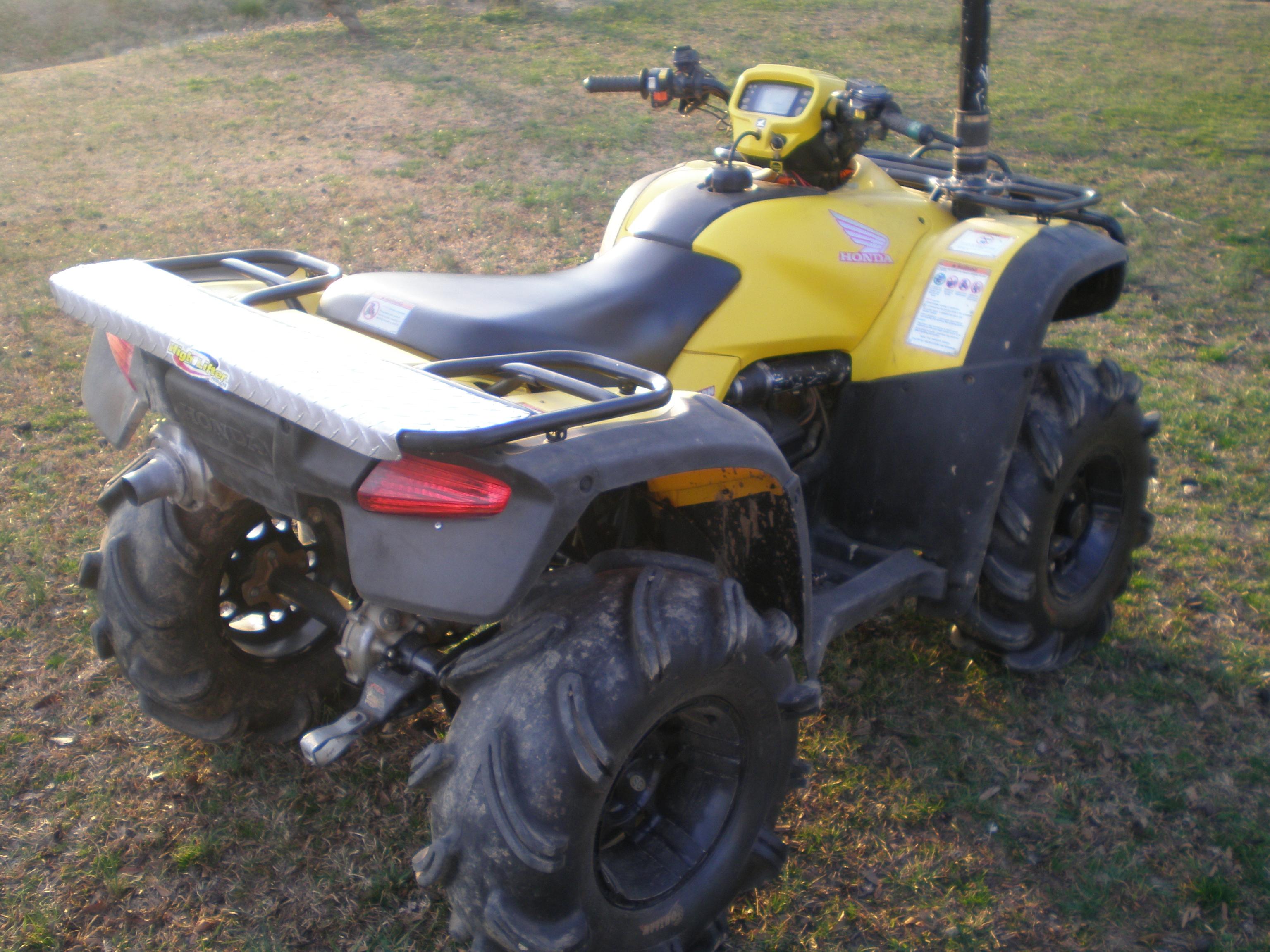 ur customs - Honda Foreman Forums : Rubicon, Rincon, Rancher and ...