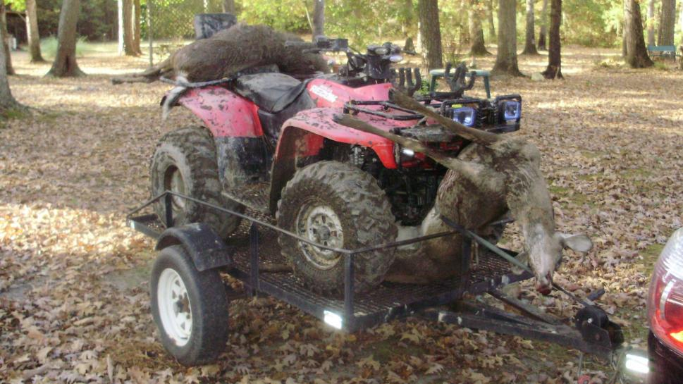 2011 Recon 250 Es Good For Hunting Page 3 Honda