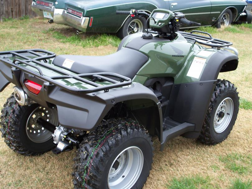 Buying A 2011 Trx500fm Page 3 Honda Foreman Forums