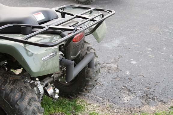 Inexpensive Exhaust Silencers Honda Foreman Forums
