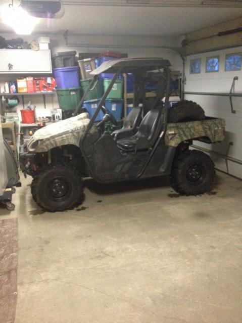 Yamaha Rhino re-buy inspection - 24hourcampfire