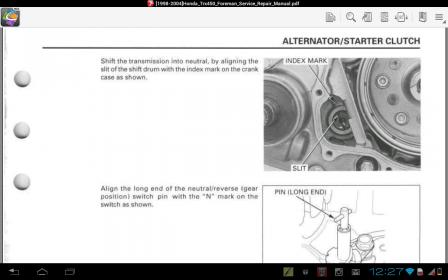Please Please Help 2002 450ES - Honda Foreman Forums