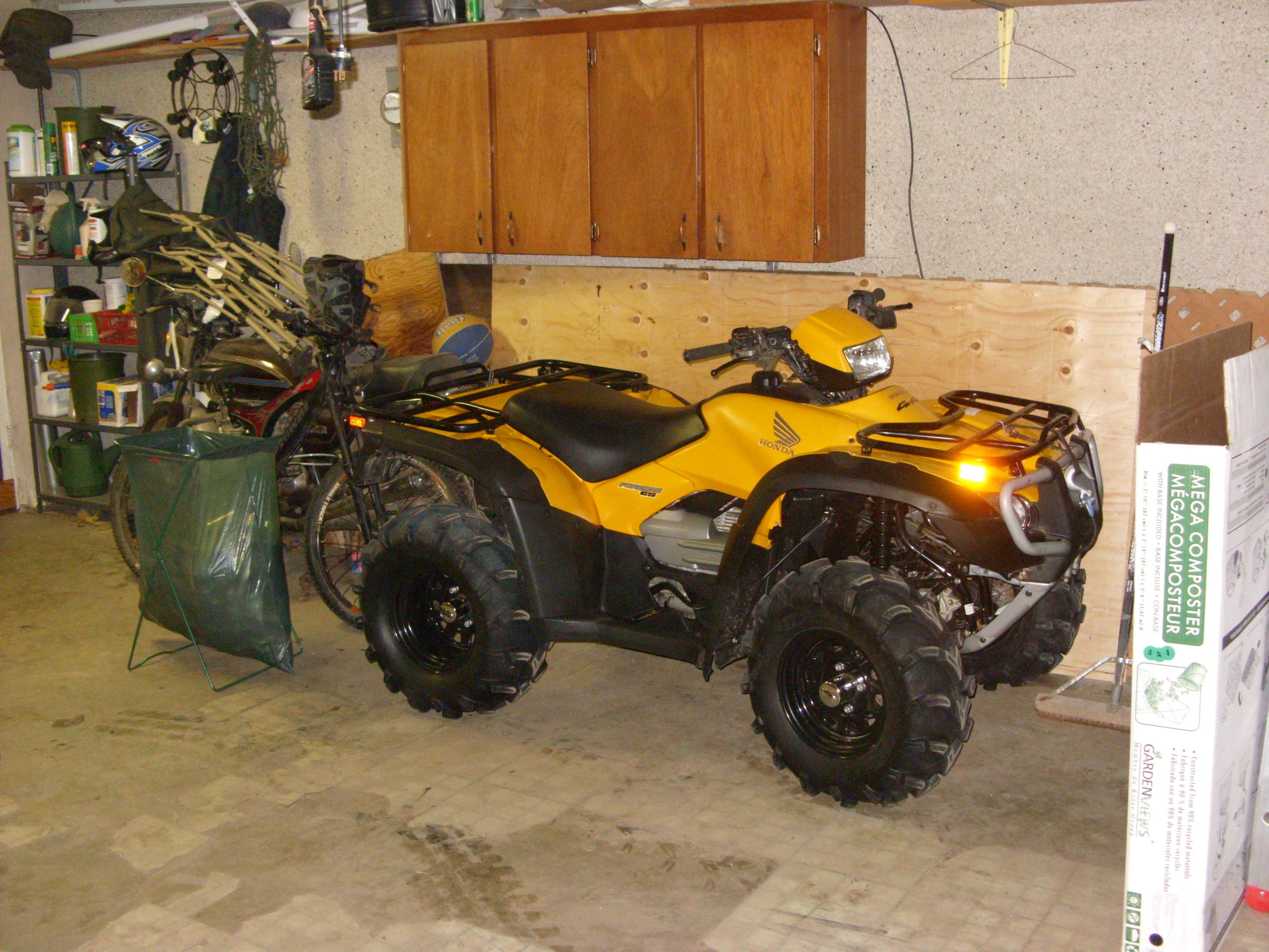 Detroit gearless locker for 2006 honda rubicon #7