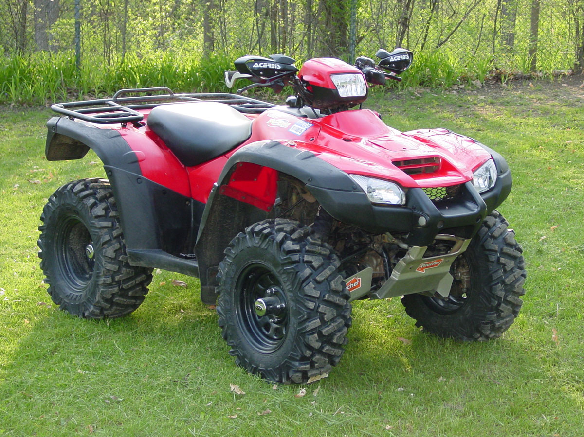 Forman 500 Sport Hybrid? - Honda Foreman Forums : Rubicon, Rincon, Rancher and Recon Forum