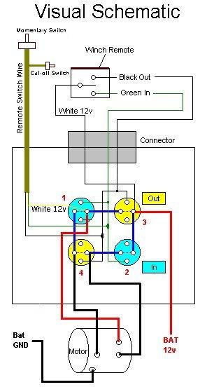 1998 honda rancher wiring diagram wiring in a contactor honda foreman forums  wiring in a contactor honda foreman