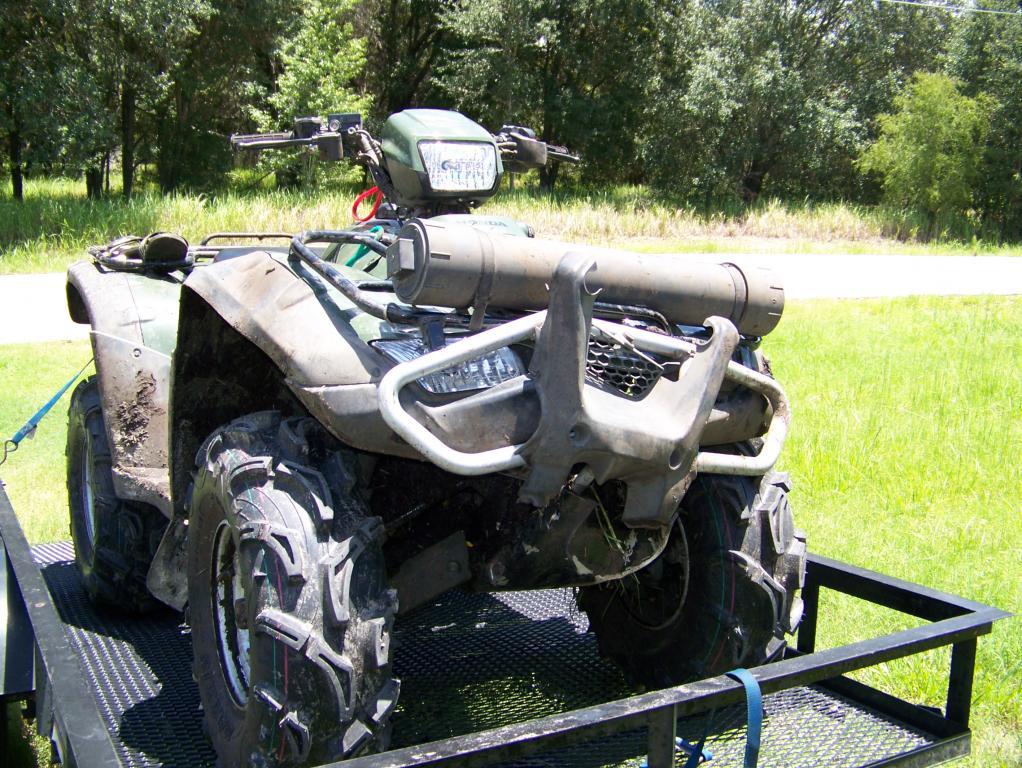 My zilla review    - Honda Foreman Forums : Rubicon, Rincon